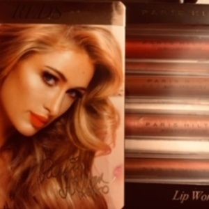 Paris Hilton Lip Wonderland, REDS